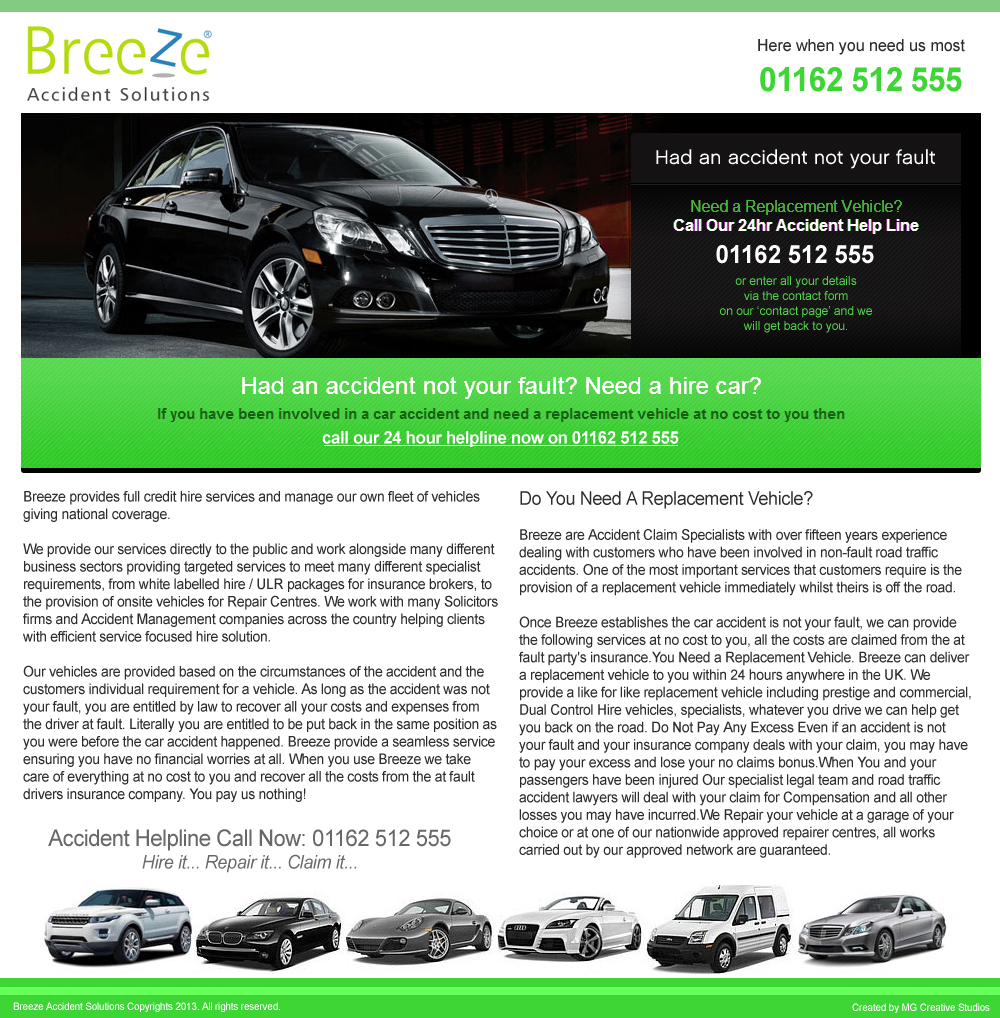 Breeze Accident Solutions